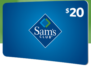 Sams Club Promotion >> Sam S Club Membership Deal Pay 45 For 1 Year Get 20 Gift