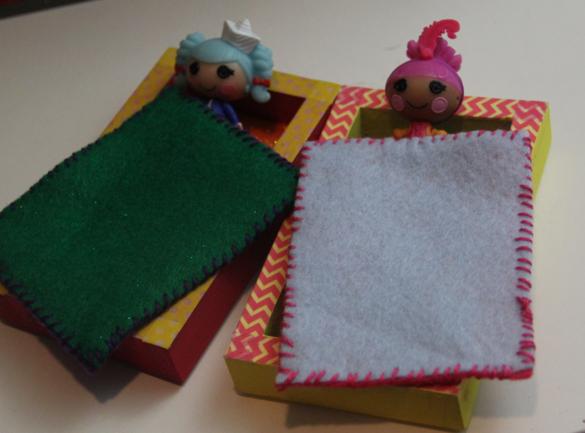 lalaloopsy doll bed