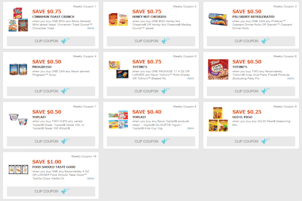 picture about Cheerios Coupons Printable named Contemporary Printable Coupon: Honey Nut Cheerios, Cinnamon Toast