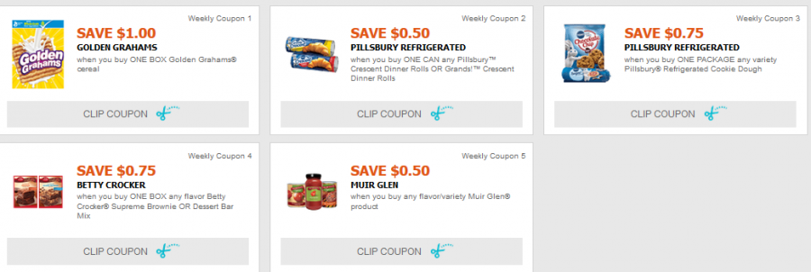 photo about Kroger Printable Application named Clean Printable Discount codes: $1.00/1 Golden Grahams \u003d $0.49 at