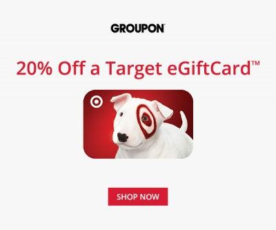 target gift card deal