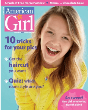 american girl magazine deal