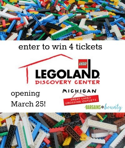 legoland discovery center michigan giveaway