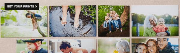 shutterfly free prints