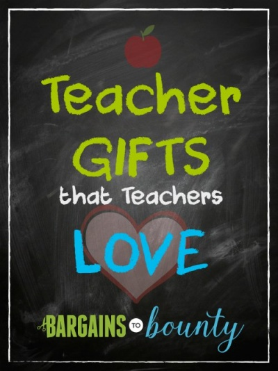best teacher gifts