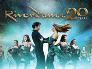 riverdance 20th anniversary world tour