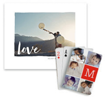 shutterfly free bag placemat print cards