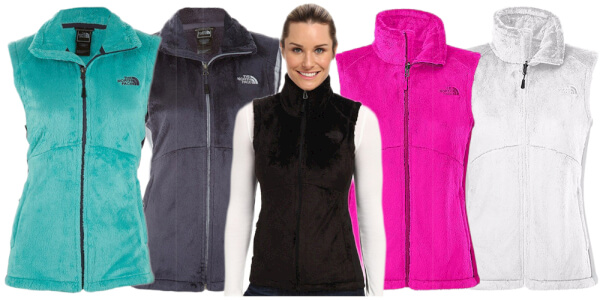 north face osito vest