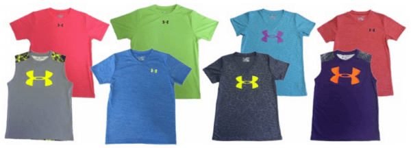 c183625d5d3 Under Armour Kids Sale   13.99 Shirts   Shorts (free shipping ...