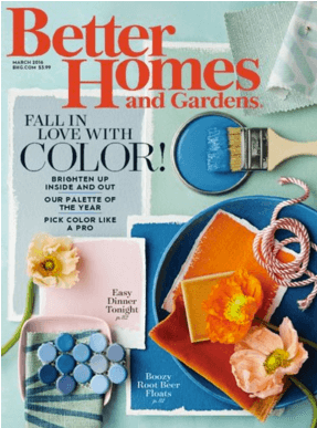 better homes and gardens discount