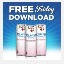 kroger coupon free aquafina sparkling