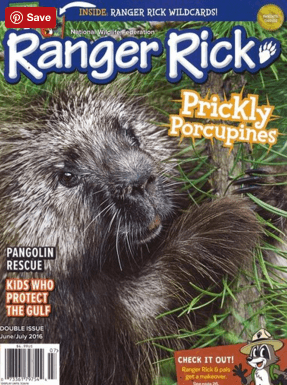 ranger rick magazine deal
