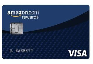 Amazon Rewards Visa Card