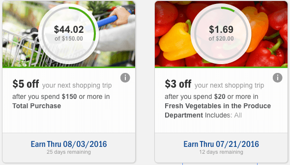 Meijer mperks clipped coupons