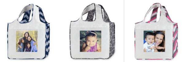 free shutterfly reusable shopping bag
