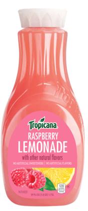 tropicana lemonade or watermelon