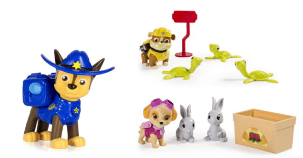 Toys For Under 1 : Paw patrol toys under each add on items bargains