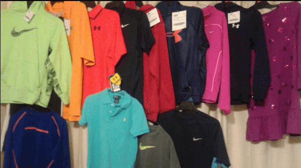 resale thrift second hand clothing