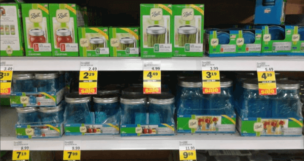 meijer canning supplies