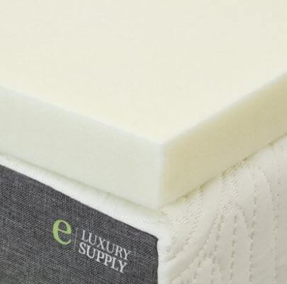 Memory Foam Mattress Toppers On Sale All Sizes Under 60