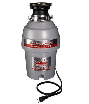 Waste King Garbage Disposal For 87 00 Lowest Recorded