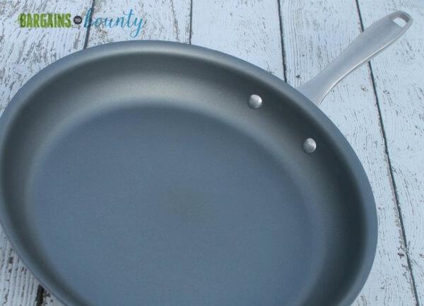 bialetti triply saute pan