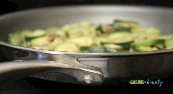 bialetti 12 inch triply saute pan