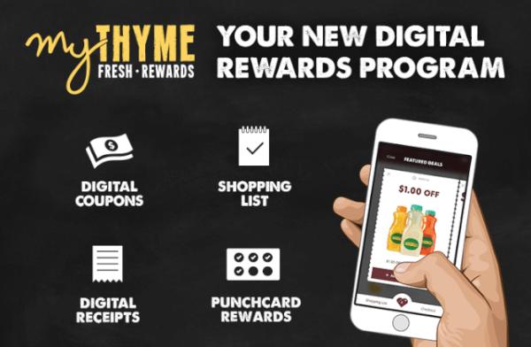 fresh thyme rewards mythyme