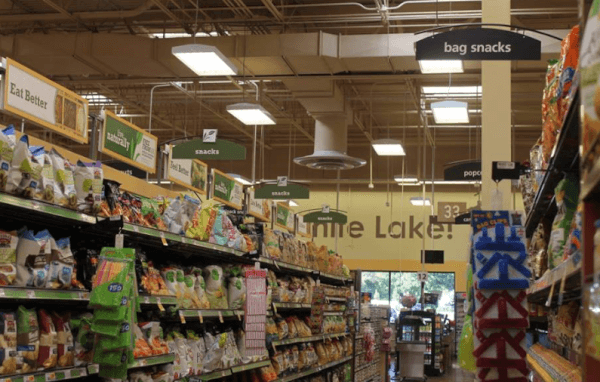 Kroger Natural Foods And Organic Section