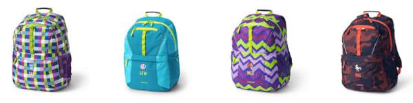 lands end backpacks on sale