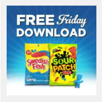kroger free sour patch swedish fish