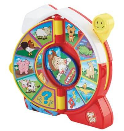 4c6062fdfba87 The upgraded take on the classic See N Say you loved as a child for your  child! This is the lowest recorded price we have seen on this and hours of  fun ...