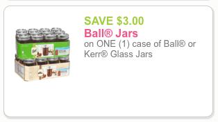 ball jar coupon