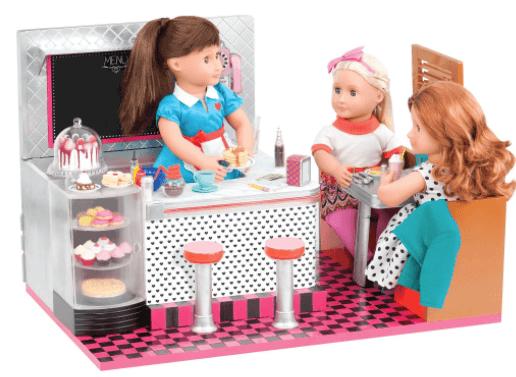 our generation retro diner