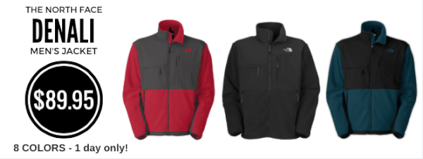 89.95 The North Face Men s Denali Jacket (free shipping)  Best ... 42a4c15c5