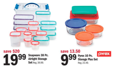meijer black friday pyrex