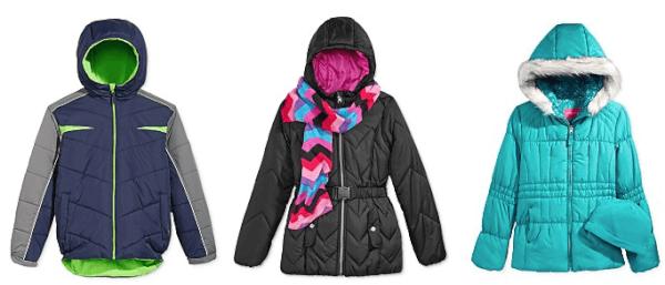 5a543c46e Macy's: $15.99 Kids' Winter Coats (reg up to $85) • Bargains to Bounty