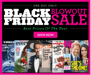 Black Friday Magazine Sale Best Prices Of The Year Bargains To Bounty