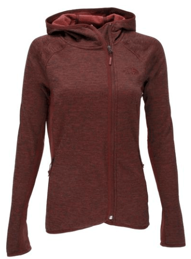 f654deefd $44 The North Face Women's Arcata Full Zip Hoodie (free shipping ...