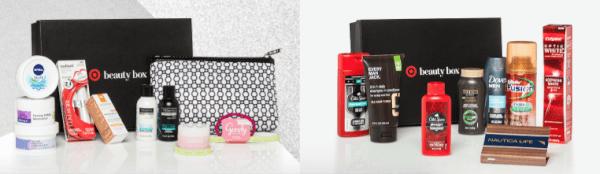december target beauty box