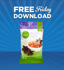 free simple truth organic tortilla chips
