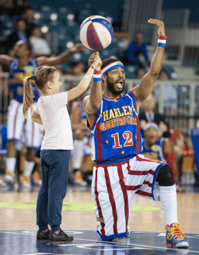 harlem globetrotters michigan