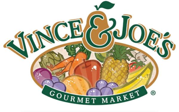vince & Joe's gourmet market logo