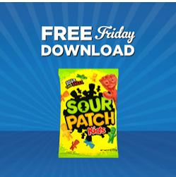 kroger coupon free sour patch kids