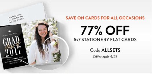snapfish 77 off graduation invitations bargains to bounty