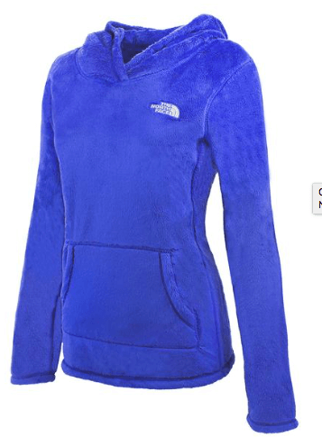 the north face osito hoodie