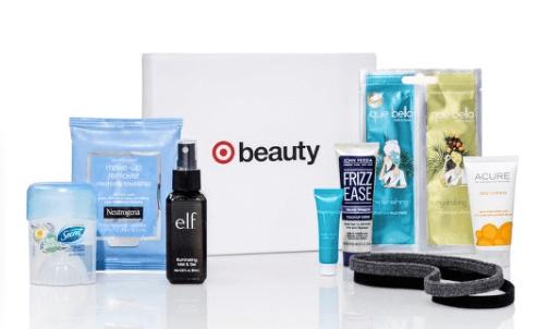 target july beauty box