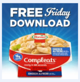 Kroger Coupon Free Hormel Compleats Microwave Meal