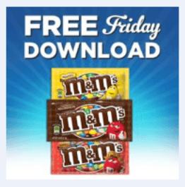 kroger coupon free m&ms