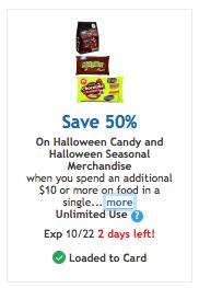 kroger halloween coupon